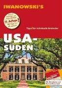 Cover-Bild zu USA-Süden - Reiseführer von Iwanowski von Kruse-Etzbach, Dirk