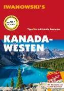 Cover-Bild zu Kanada-Westen - Reiseführer von Iwanowski von Auer, Kerstin