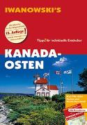 Cover-Bild zu Kanada-Osten - Reiseführer von Iwanowski von Senne, Leonie