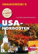 Cover-Bild zu USA - Nordosten von Senne, Leonie