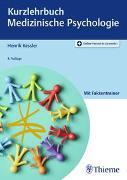 Cover-Bild zu Kurzlehrbuch Medizinische Psychologie und Soziologie von Kessler, Henrik
