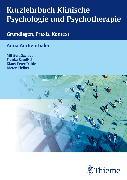 Cover-Bild zu Kurzlehrbuch Klinische Psychologie und Psychotherapie (eBook) von Auckenthaler, Anna