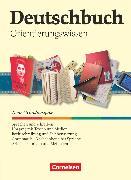 Cover-Bild zu Deutschbuch, Sprach- und Lesebuch, Grundausgabe 2006, 5.-10. Schuljahr, Orientierungswissen, Schülerbuch