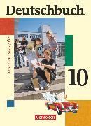 Cover-Bild zu Deutschbuch, Sprach- und Lesebuch, Grundausgabe 2006, 10. Schuljahr, Schülerbuch von Berghaus, Christoph
