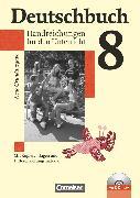 Cover-Bild zu Deutschbuch, Sprach- und Lesebuch, Grundausgabe 2006, 8. Schuljahr, Handreichungen für den Unterricht, Kopiervorlagen und CD-ROM von Biermann, Günther