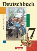 Cover-Bild zu Deutschbuch, Sprach- und Lesebuch, Grundausgabe 2006, 7. Schuljahr, Schülerbuch von Berghaus, Christoph