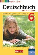 Cover-Bild zu Deutschbuch, Sprach- und Lesebuch, Erweiterte Ausgabe - Nordrhein-Westfalen, 6. Schuljahr, Handreichungen für den Unterricht, Kopiervorlagen und CD-ROM von Berghaus, Christoph