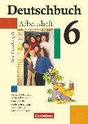 Cover-Bild zu Deutschbuch, Sprach- und Lesebuch, Grundausgabe 2006, 6. Schuljahr, Arbeitsheft mit Lösungen von Berghaus, Christoph