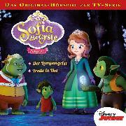 Cover-Bild zu Disney / Sofia die Erste - Folge 12 (Audio Download) von Bingenheimer, Gabriele