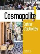 Cover-Bild zu Cosmopolite 1. Arbeitsbuch mit Code und Beiheft von Hirschsprung, Nathalie