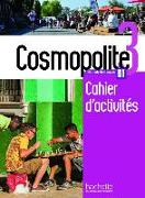Cover-Bild zu Cosmopolite 3. Arbeitsbuch mit Audio-CD, Code und Beiheft von Dorey-Mater, Anaïs