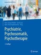 Cover-Bild zu Psychiatrie, Psychosomatik, Psychotherapie von Möller, Hans-Jürgen (Hrsg.)