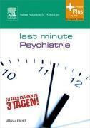 Cover-Bild zu Last Minute Psychiatrie von Frauenknecht, Sabine