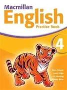 Cover-Bild zu Macmillan English 4 Practice Book and CD Rom Pack New Edition von Bowen, Mary