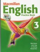 Cover-Bild zu Macmillan English 3 Practice Book and CD Rom Pack New Edition von Bowen, Mary