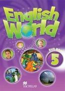 Cover-Bild zu English World 5 DVD-ROM von Bowen, Mary