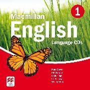 Cover-Bild zu Macmillan English 1 Language CDx2 von Bowen, Mary