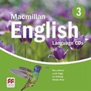 Cover-Bild zu Macmillan English 3 Language CDx2 von Bowen, Mary