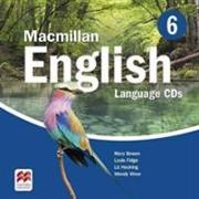 Cover-Bild zu Macmillan English 6 Language CDx2 von Bowen, Mary