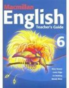 Cover-Bild zu Macmillan English 6 Teacher's Guide von Bowen, Mary