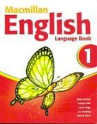 Cover-Bild zu Macmillan English 1 Language Book von Bowen, Mary
