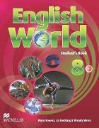 Cover-Bild zu English World 8 Student's Book von Bowen, Mary