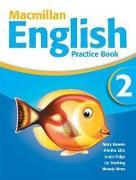 Cover-Bild zu Macmillan English 2 Practice Book & CD Rom Pack New Edition von Bowen, Mary