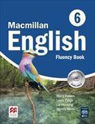 Cover-Bild zu Macmillan English 6 Fluency Book von Bowen, Mary