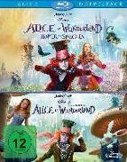 Cover-Bild zu Burton, Tim (Reg.): Alice im Wunderland 1-2 -LA - limitierte Auflage
