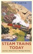 Cover-Bild zu Steam Trains Today (eBook) von Martin, Andrew