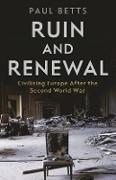 Cover-Bild zu Ruin and Renewal (eBook) von Betts, Paul