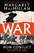 Cover-Bild zu War (eBook) von Macmillan, Margaret