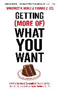 Cover-Bild zu Getting (More Of) What You Want (eBook) von Neale, Margaret A.