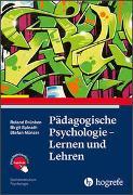 Cover-Bild zu Pädagogische Psychologie - Lernen und Lehren von Brünken, Roland