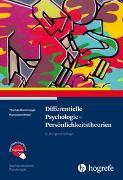 Cover-Bild zu Differentielle Psychologie - Persönlichkeitstheorien von Rammsayer, Thomas