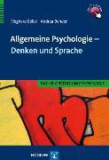 Cover-Bild zu Allgemeine Psychologie - Denken und Sprache (eBook) von Bender, Andrea