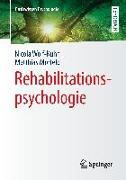 Cover-Bild zu Rehabilitationspsychologie von Wolf-Kühn, Nicola