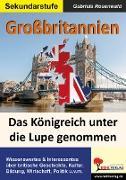 Cover-Bild zu Großbritannien (eBook) von Rosenwald, Gabriela