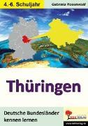 Cover-Bild zu Thüringen (eBook) von Rosenwald, Gabriela