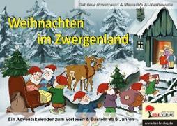 Cover-Bild zu Weihnachten im Zwergenland (eBook) von Rosenwald, Gabriela