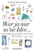Cover-Bild zu Kämmerling, Christian: War ja nur so 'ne Idee