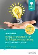 Cover-Bild zu Formulierungshilfen für die Pflegeprozessplanung (eBook) von Hellmann, Stefanie