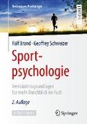 Cover-Bild zu Sportpsychologie (eBook) von Brand, Ralf