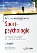Cover-Bild zu Sportpsychologie von Brand, Ralf