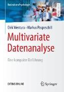 Cover-Bild zu Multivariate Datenanalyse (eBook) von Wentura, Dirk