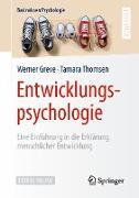 Cover-Bild zu Entwicklungspsychologie (eBook) von Greve, Werner