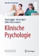 Cover-Bild zu Klinische Psychologie (eBook) von Caspar, Franz
