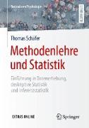 Cover-Bild zu Methodenlehre und Statistik (eBook) von Schäfer, Thomas