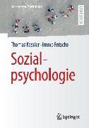 Cover-Bild zu Sozialpsychologie von Kessler, Thomas