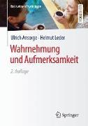 Cover-Bild zu Wahrnehmung und Aufmerksamkeit von Ansorge, Ulrich